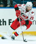 The Oswego, N.Y., native's hard-nosed play and ability to make things happen earned him a spot on the 2006 U.S. Olympic Team. He was also a member of 2005 U.S National Team, finishing second in scoring. Now in his sixth season with the Carolina Hurricanes