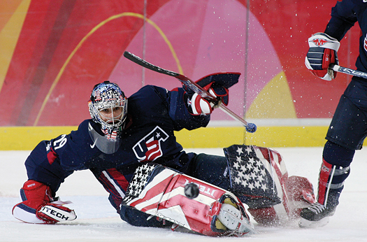 Rick DiPietro will be looking to return to the Olympics for Team USA in 2010.