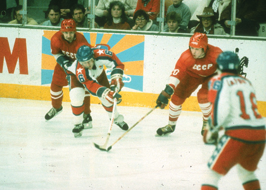 Mark Fusco put his NHL dreams on hold to play for Team USA at the 1984 Olympics in Sarajevo, Yugoslavia.