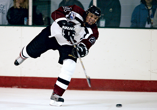 Matt Smaby is in his third season with the Tampa Bay Lightning, but fondly remembers his years at Shattuck-St. Mary's.
