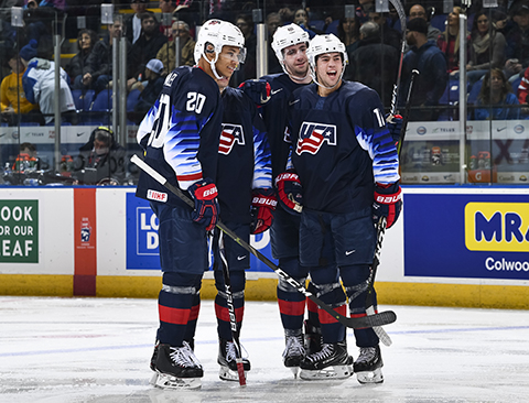 An exciting 2019 World Junior Championship pushed the IIHF and IIHF President Rene Fasel to really consider implementing a change to shrink the ice surface for international competition.