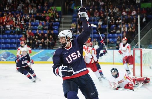 The competitive balance in women's hockey will be one of the hot topics discussed at the World Summit of Hockey in Toronto.