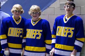 The proud hockey town made famous in the movie Slap Shot rejoices at the return of the game.