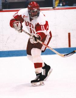 After a four-year career at Boston University, Mark Bavis eventually joined the L.A. Kings as a scout.