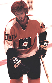 Brian Burke worked hard with the help of volunteer coaches to become a co-captain of the Providence College Friars. After two seasons in the AHL, Burke traded in his competitive skates for a new role in the front office of an NHL team.