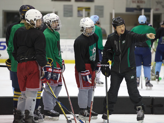 The Dallas Stars Development Weekend featured a number of high-level coaches, including 15-year NHL veteran Bob Bassen.