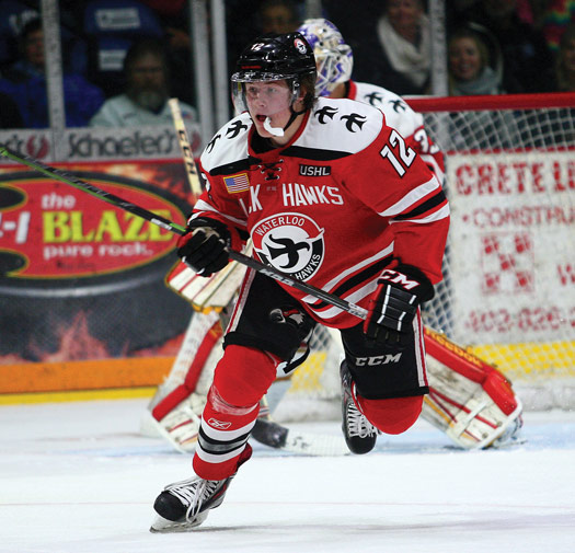 For players like former Waterloo Black Hawk Brock Boeser, playing in the USHL allows them an opportunity to develop skills that will serve them well at the next level.