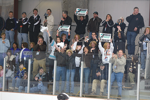Hockey parents are the lifeblood of the sport as their commitment and dedication to their sons and daughters keeps the love of the game alive.