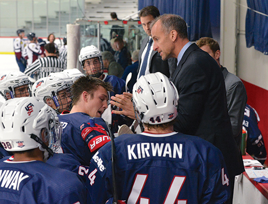 The U.S. has won five of the last six gold medals at the IIHF Under-18 World Championships thanks to the efforts of Don Granato and the dedicated staff at the National Team Development Program.