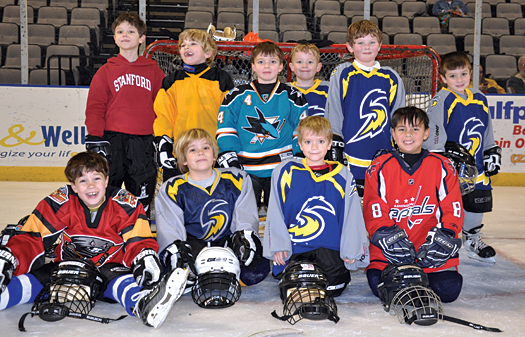 Part of rebuilding after Hurricane Katrina has been an effort restore and grow youth hockey opportunities in Mississippi.