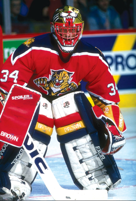 &amp;ldquo;The Beezer&amp;rdquo; was a nickname that John Vanbiesbrouck wore proudly throughout his 19-year NHL career.