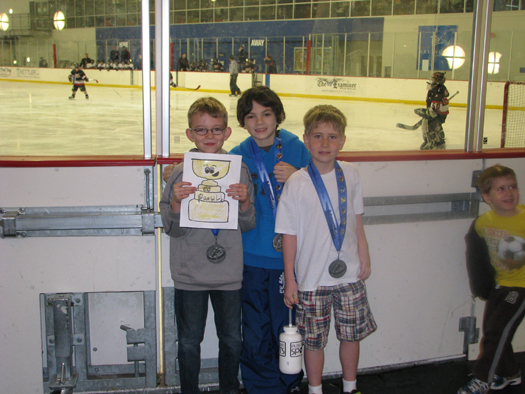 Flat Stanley Cup is proud to cheer on the Pennisula Prowl who placed 2nd at The Congressional Spring Classic in Washington D.C.: Photo submitted by Stacy Curtis