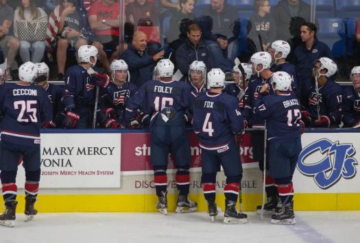 WJC: Motzko Gets His Wish As U.S. Tournament Head Coach