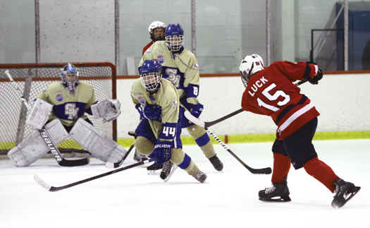 Santa Margarita, Calif., steamrolled the competition at the 2013 Toyota-USA Hockey High School National Championships on its way to the title game against the defending champs Regis Jesuit of Colorado.