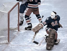 Jim Craig set the table with his heroics at the 1980 Olympic Winter Games.