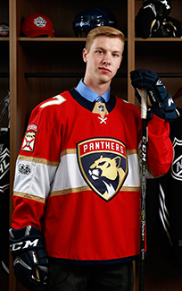A USNTDP alum, Gildon was drafted in the 3rd round of the 2017 NHL Draft by the Florida Panthers.