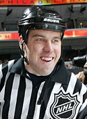 Ian Walsh, NHL Official