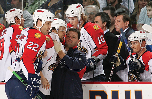 Long before Richard Zednik suffered a neck laceration in February 2008, USA Hockey created a survey to determine how often these potentially serious injuries occur.
