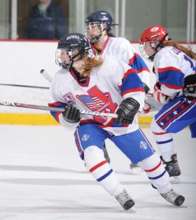 After falling to Massachusetts rivals the East Coast Wizards prior to Nationals, the Assabet Valley 14 & Under team extracted a measure of revenge with a 2-1 overtime victory on Championship Sunday in Marlborough, Mass.