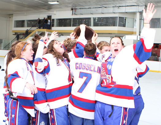 Since 2004, the Assabet Valley 16 & Under team has won five USA Hockey National Championship titles. During the same span, the 14 & Under team has also won five titles and added two runner-up finishes.