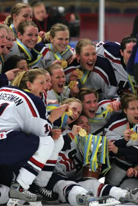 The success enjoyed by the U.S. Women's National Program has inspired countless youngsters to try hockey in their respective communities.