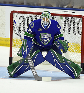 Demko has picked up plenty of seasoning in the AHL, appearing in 107 games over parts of the past three seasons.