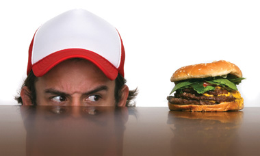 Fast food, eaten on a regular basis, can be very detrimental to young athletes and negatively impact hockey performance.
