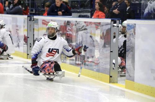 The U.S. will continue play in the 2019 Para Ice Hockey World Championship on Friday in a semifinal against the hosting Czech Republic. The Americans are excited to play in front of such a large crowd as Czech contests have averaged over 6,700 fans through each game of the tournament.